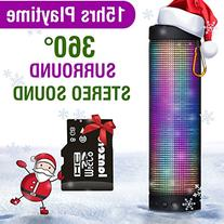 MUSIC ANGEL ® Portable Wireless Bluetooth Speakers 4800mAh