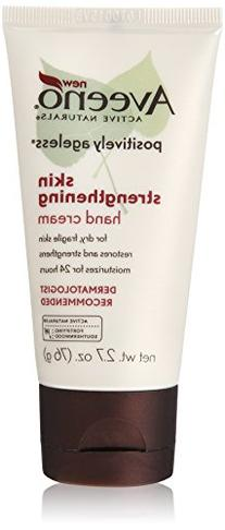 Aveeno Positively Ageless Skin Strengthening Hand Cream, 2.7