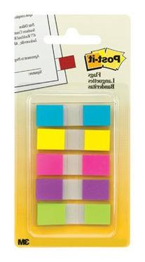 Post-It Flags In Portable Dispenser 0.47 In. X 1.7 In.