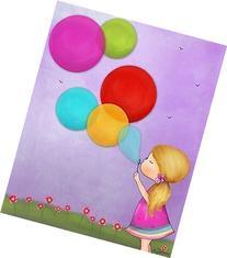 Posters for Girl Room Artwork Nursery Decor Wall Art Kids