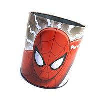 Pot pencils 'Spiderman'black red