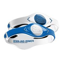 Power Balance Game Day Silicone Wristband - Genuine - Blue/