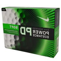 Nike Golf Power Distance PD Soft Ball