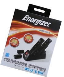 Energizer Power & Play Charging System for the Nintendo Wii