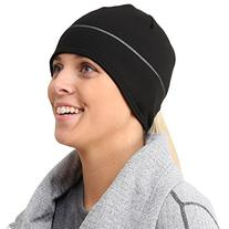 TrailHeads Women's Power Ponytail Hat - Reflective Winter