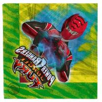 Power Rangers 'Jungle Fury' Lunch Napkins