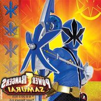 Power Rangers Samurai Small Napkins