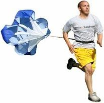 Workoutz Power Speed Chute Training Parachute