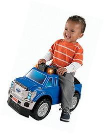 Fisher-Price Power Wheels Ford Super Duty Pick-up Truck