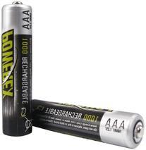 Powerex AAA HEAVY-DUTY 1000mAh Rechargeable NiMH Batteries