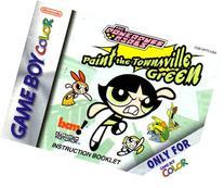 Powerpuff Girls - Paint the Townsville Green GBC Instruction