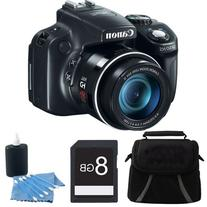 Canon PowerShot SX50 HS 12.1 MP Digital Camera with 50x Wide