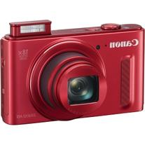 Canon PowerShot SX610 HS 20.2 Megapixel Compact Camera, Red