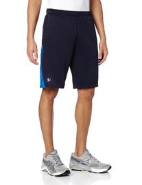 Champion Men's Powertrain Vapor Performance Short, Navy/Team