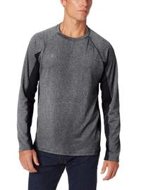Champion Men's Powertrain Long Sleeve Raglan T-shirt,