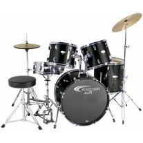 "Percussion Plus PP3350 5-piece Fusion Drumset w/20"" Bass"