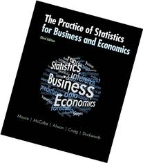 The Practice of Statistics for Business and Economics: w/