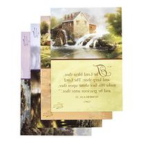DaySpring Praying for You Greeting Card with Embossed White