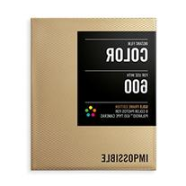 Impossible PRD2934 Color Film for Polaroid 600-Type Camera