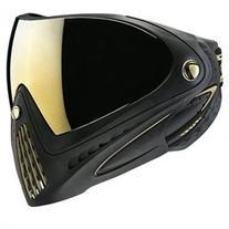 Dye Precision I4 Thermal Paintball Goggle - Black/Gold