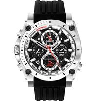 Men's Bulova Precisionist Chronograph Watch-98B172
