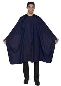 Betty Dain Betty Dain Premier Barber Cutting Cape, Navy, 10.