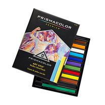Prismacolor Premier Art Stix Woodless Colored Pencils, 12-