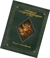 Premium 2nd Edition Advanced Dungeons & Dragons Player's