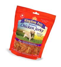 Kingdom Pets Premium Chicken Jerky Dog Treats 48 Oz