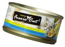 Fussie Cat Premium Tuna with Small Anchovies Canned Cat Food