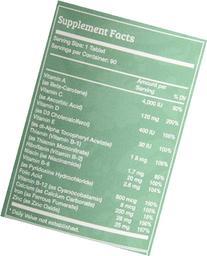 Premium Prenatal Vitamins By Goddess - 800 Mcg of Folic Acid