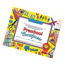 Hayes Preschool Certificate - 8.50 x 11