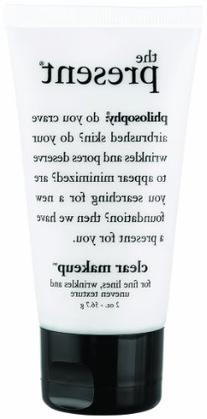 Philosophy The Present - Invisible Skin Perfector and Oil-
