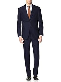 Presidential Giorgio Napoli Two Button Mens Suit Modern