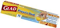 Glad Press'n Seal Wrap, 70 Square Foot Roll