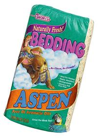 F.M. Brown's Press Packed Aspen Shavings, 1500 cubic-Inches