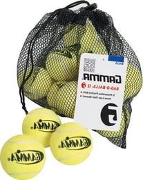 Tourna Pressureless Bag of 18: Tourna Tennis Balls