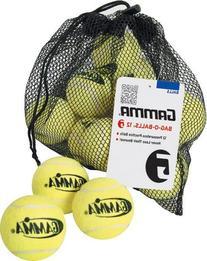 Gamma Pressureless Bag of 18: Gamma Tennis Balls