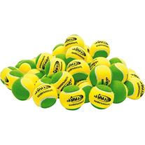 Gamma Pressureless Practice Ball Yellow / Green 60 pack