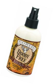 8 Oz. Doody Free - Basil, Mandarin and Mint Scent Bathroom