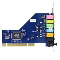 Optimal Shop PCI 8 Channel 8CH 7.1 Surround 3D PCI Sound