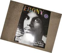 EBONY PRINCE TRIBUTE ISSUE- JUNE 2016 2016 SHIPS TODAY