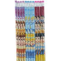 Disney Princess 12 Wood Pencils Pack