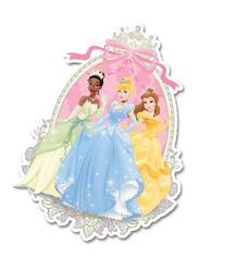 Princess Die Cut Puzzle Play Mat
