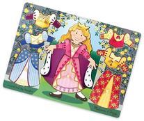 WMU Princess Dress-Up Mix n Match Peg