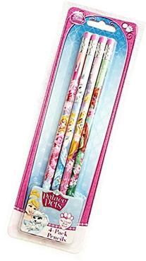 Disney Princess Palace Pets No.2 Real Wood Pencils - Pack of