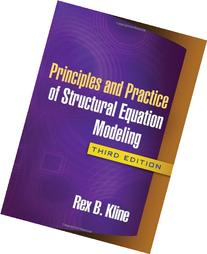 Principles and Practice of Structural Equation Modeling,
