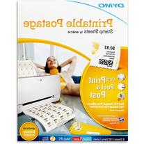 Dymo Printable Postage Stamp Sheets