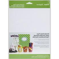 Cricut Printable Sticker Paper for Scrapbooking