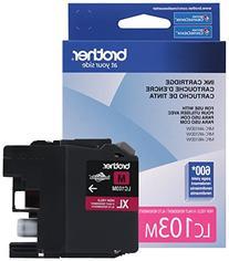 Brother Printer LC103M High Yield Cartridge Ink, Magenta